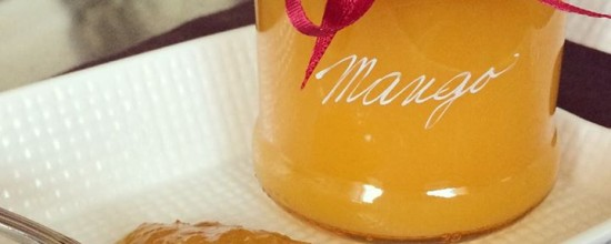 Mangový džem od Marmelády s příběhem